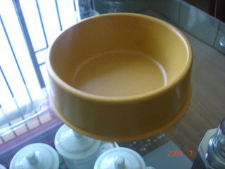 biodegradable dog bowl