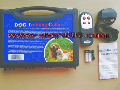 4in1 Remote Vibrancy and Shock Dog training collars-1000M