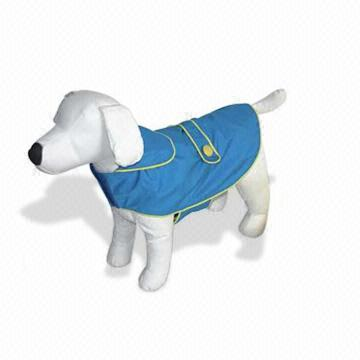 Dog Raincoat in Various Fashionable Designs