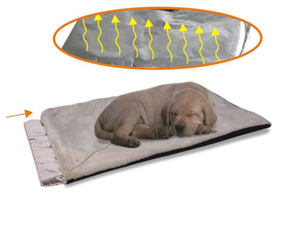 Pet Cushion with self warming function(YF71203)