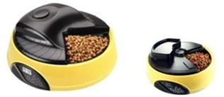 4 Meal LCD Automatic Pet Feeder