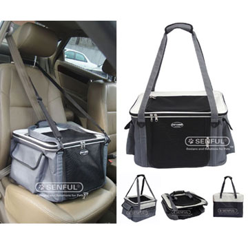 Pet Carrier for Car Seat
