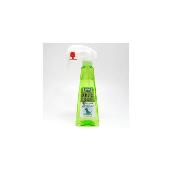 Liquid for removing unpleasant odors from pets
