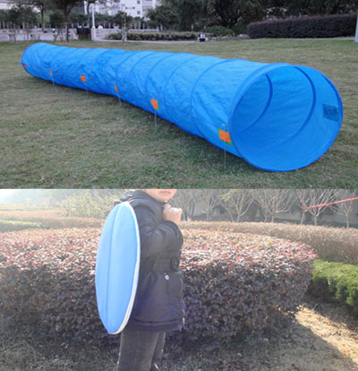 Foldable Pet Tunnel