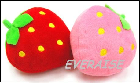 PLUSH STRAWBERRY