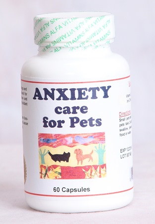 ANXIETY CARE FOR PETS