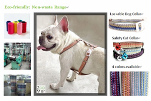 *Non-waste* Eco-friendly Pet Products