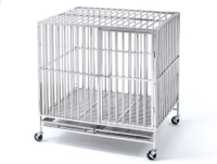 Pets Stainless-steel cage
