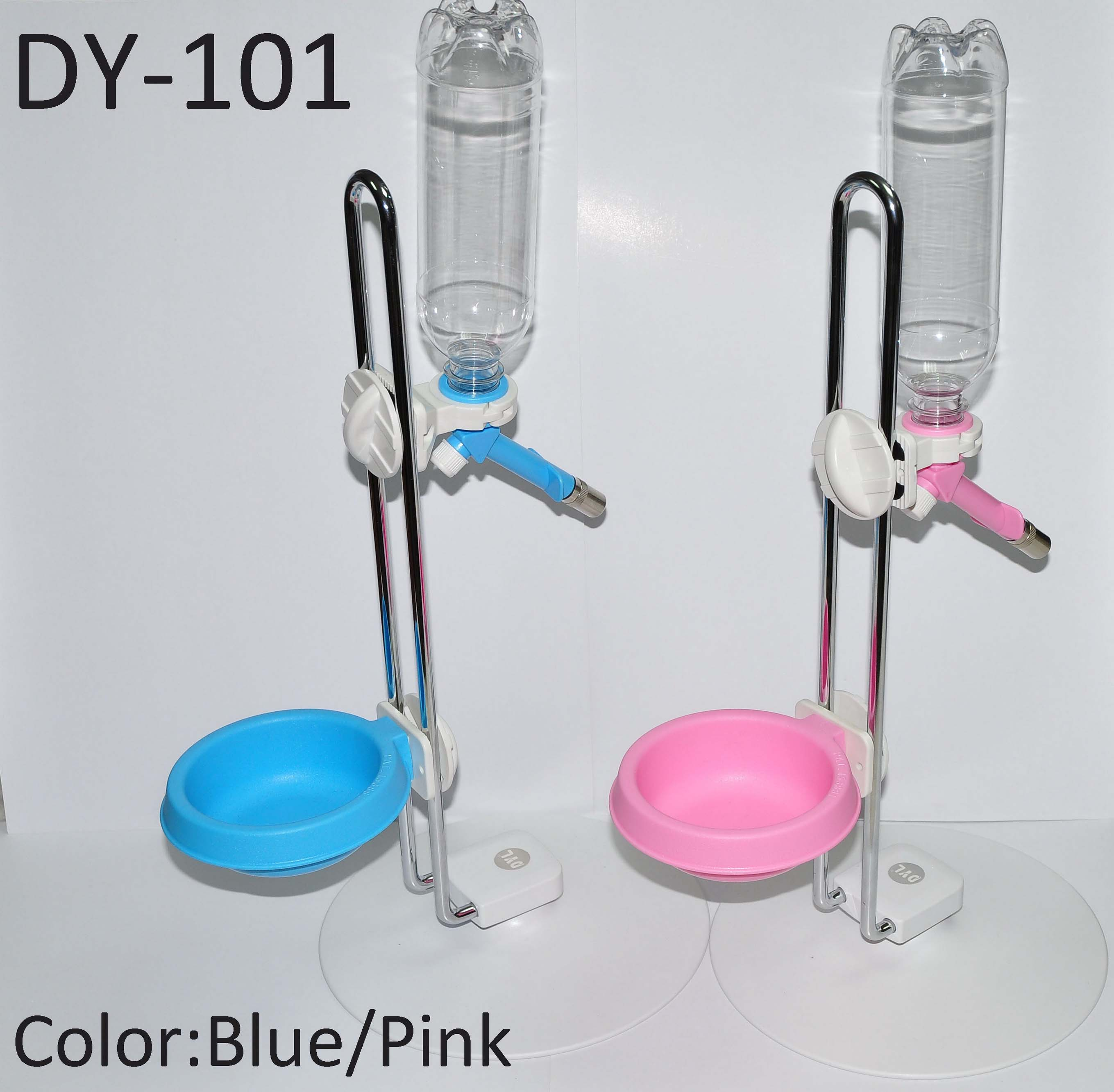Adjustable water+food set