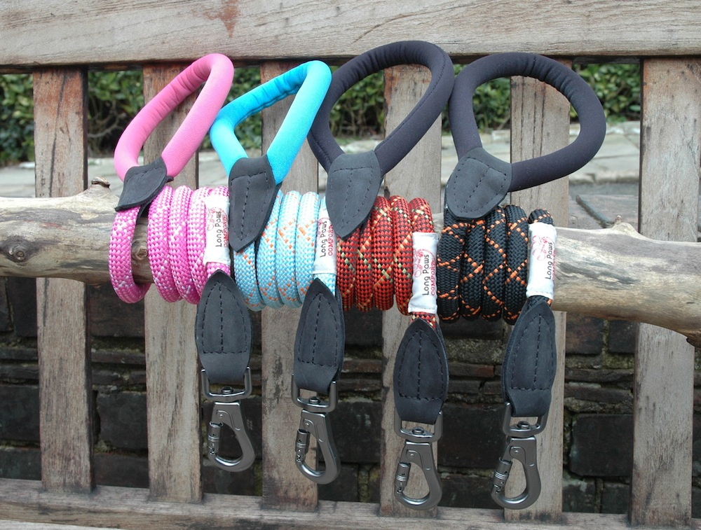 Comfort Padded Rope Leash