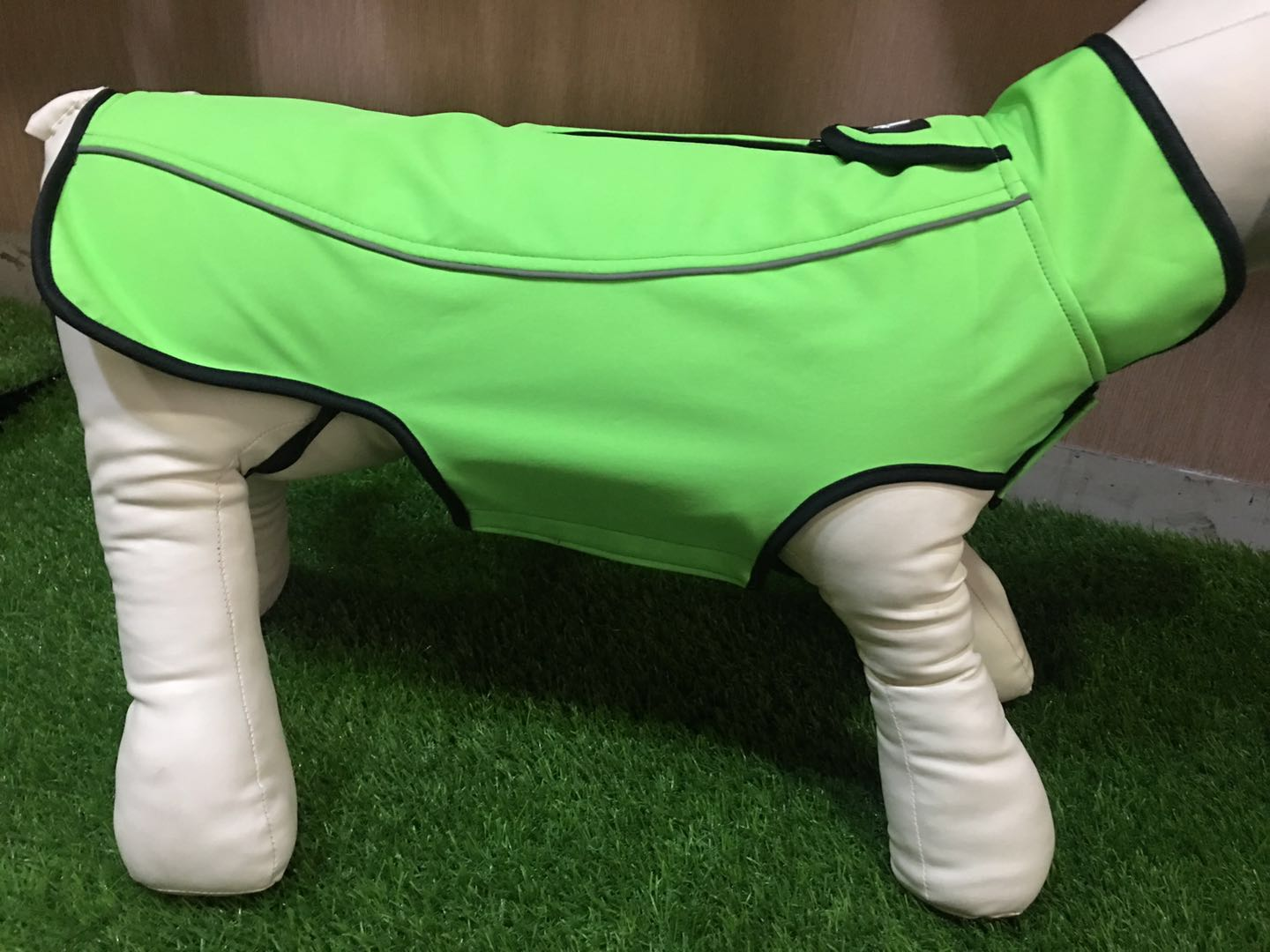 Fleece Waterproof Outdoor Dog Jacket
