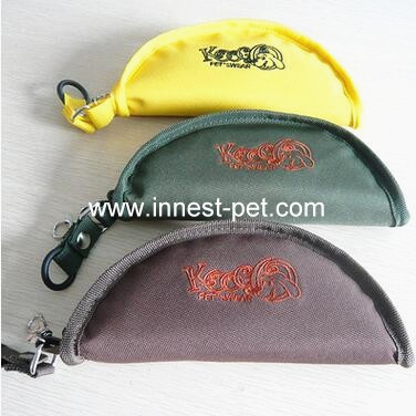 Collapsible Dog Bowl Footprint Travel Portable Water Bowl