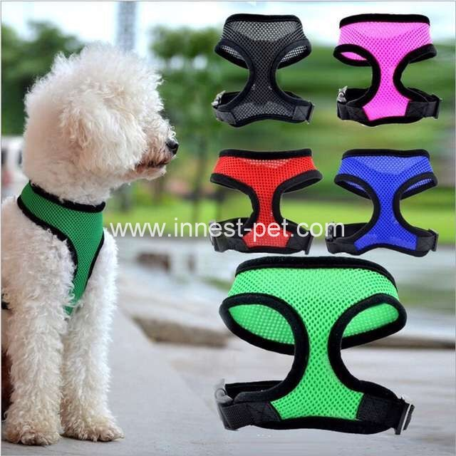 pet product mesh dog harness