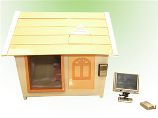 Petsland Super Deluxe -Dog House